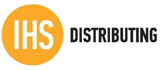 IHS Distributing logo