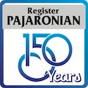Register-Pajaronian logo
