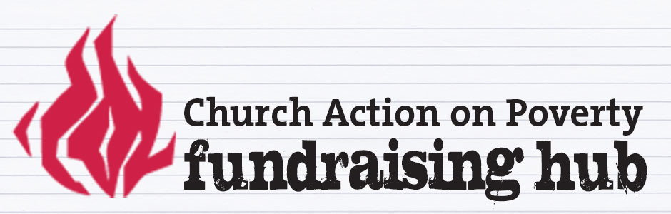 Raise funds for Church Action on Poverty