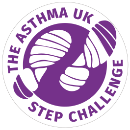 The Asthma UK Step Challenge (Live)